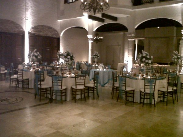 Event Decor - Linens - Chairs - Tables