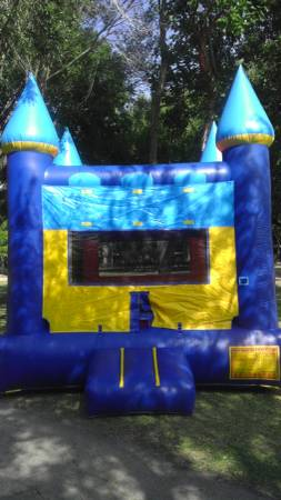 Water Slide, Moonwalk Rental, Inflatable Castle (FortbendSugar LandKatyHoustonRichmond)