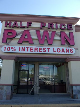 Half Price Pawn (Northside)