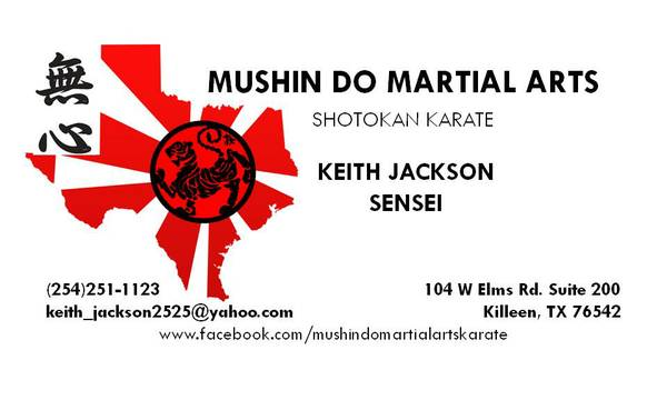 Mushin Do Martial Arts   KILLEEN