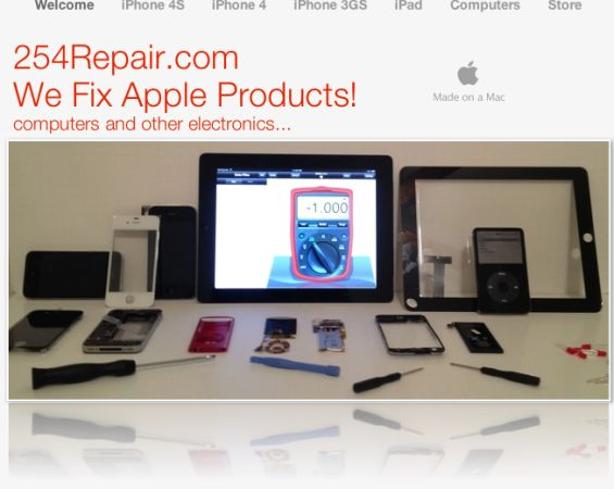 cell phone repair (Harker Heights)