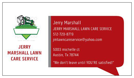 We Wont Leave Until Youre Satisfied Dependable Lawn Care