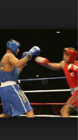 Lose weight boxing me  500  Temple