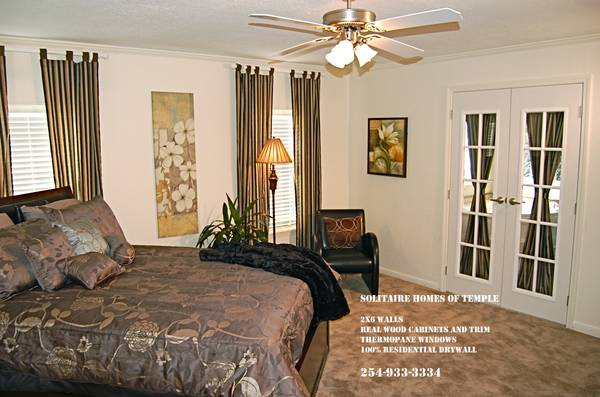 MILITARY DISCOUNTS HUGE DOUBLEWIDES SINGLEWIDES CLEARANCE SALE (SOLITAIRE HOMES TEMPLE TX)