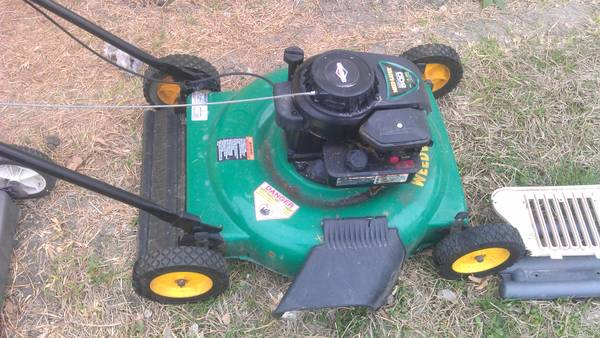 i have 3 mowers for sale -   x0024 4060  killeen