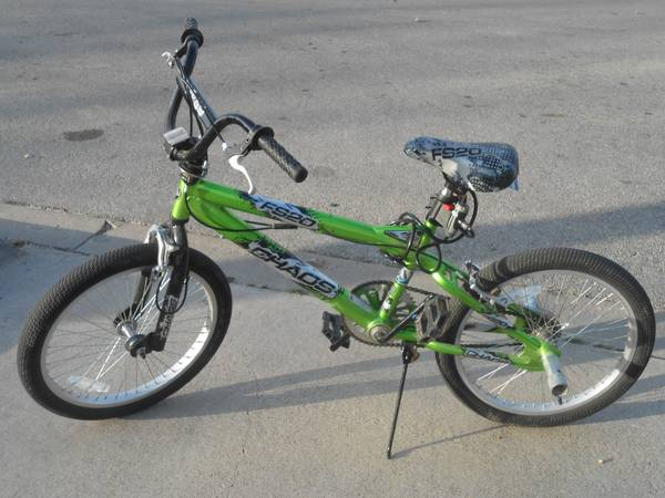 FS20 Chaos 20  Bicycle -   x0024 35  Temple