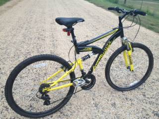 Mongoose mountain bike - $125 (Killeen,TX)