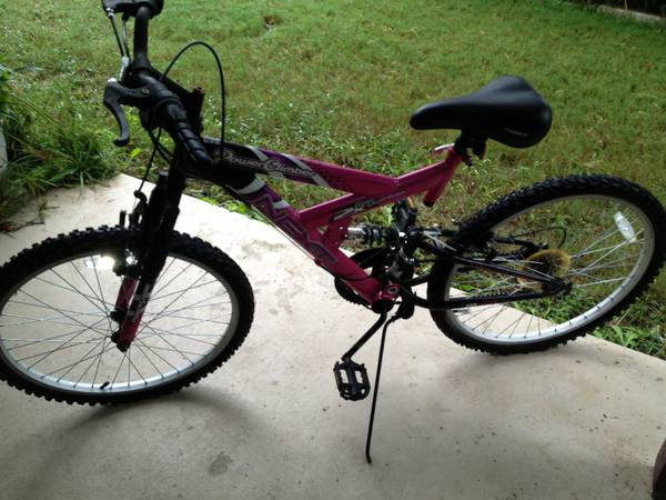Bigger Kids Teen Mountain Bike - $20 (Copperas Cove)