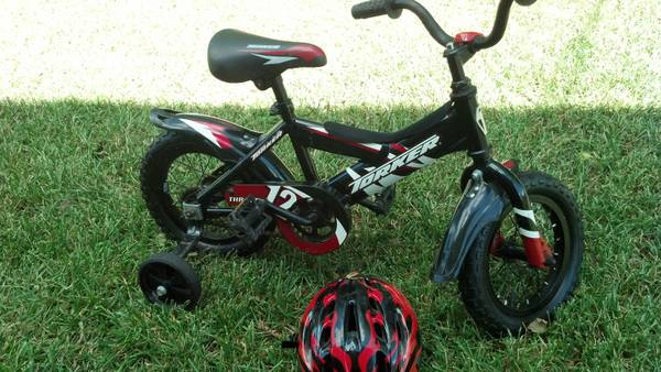 Kids boys 12 12 inch Torker BMX bike bicycle - $50 (Clear Creek)