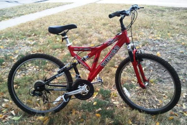 Mongoose Domain 21 Speed Mountain Bike - $80 (Killeen)