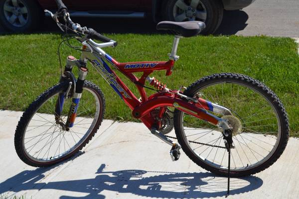 Motiv Mountain Bike - $75 (Killeen)