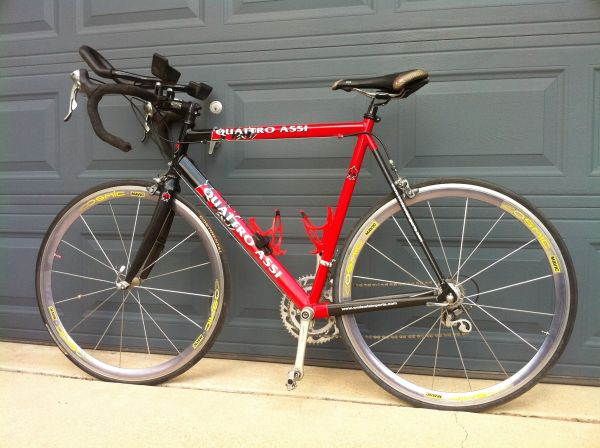 Sweet Assi Road Bike (Quattro Assi) - $650 (Temple)