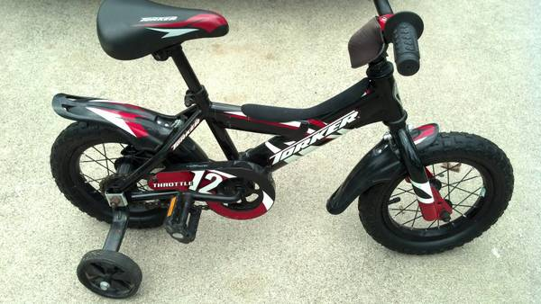 Torker Kids Girls Boys 12 BMX bike bicycle - $45 (Killeen)