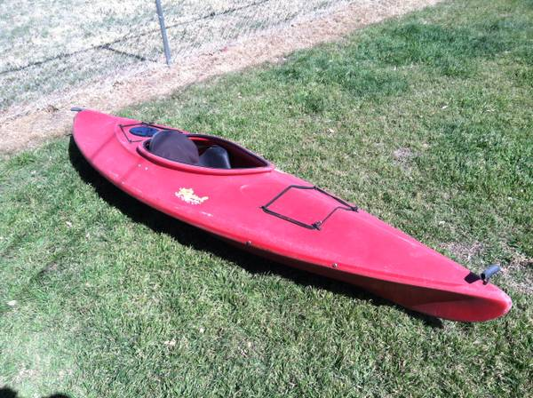 Kayak - x0024200 (FT Hood)