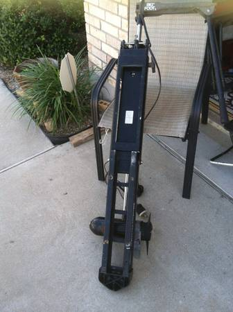 Bass Boat Trolley Motor and Seats - $165 (killeen)