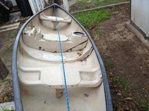 Canoe for sale  -   x0024 450  Temple