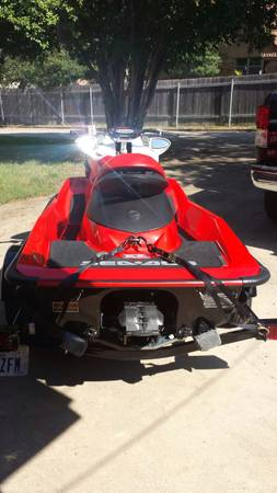 2008 Seadoo RXP 215 w  trailer and mods -   x0024 7000  Harker Heights