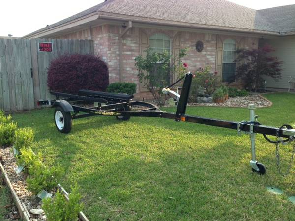 2008 PWC shorelander trailer - $400 (killeen)