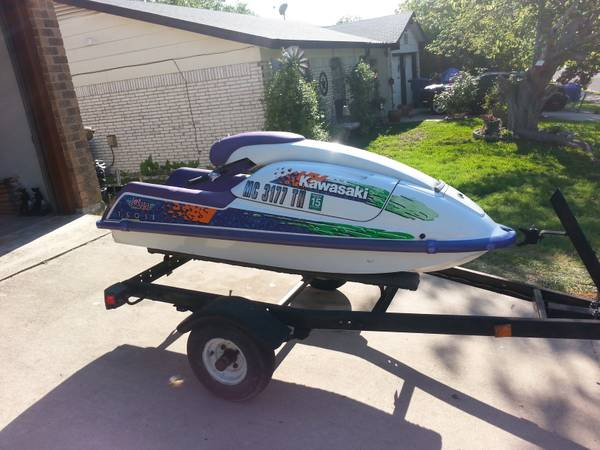 1994 Kawasaki 750 sx Stand Up Jet Ski - $1500 (Copperas Cove)