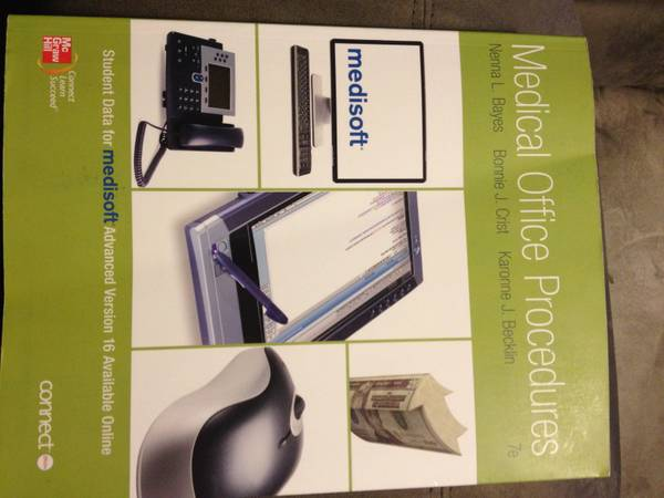 Medical Office Procedures Bayes Textbook CTC - $90 (Killeen)