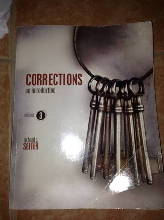 CTC CRIJ2313 Correctional Systems and Practices - -   x0024 30  Killeen