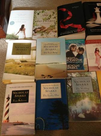 Novels For Sale -   x0024 3  Harker Heights