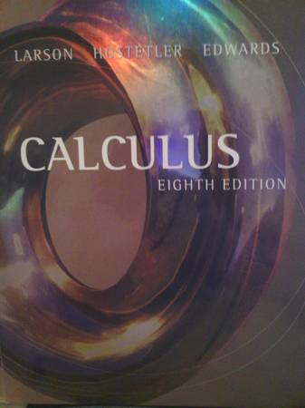 Calculus Book -   x0024 50  Killeen