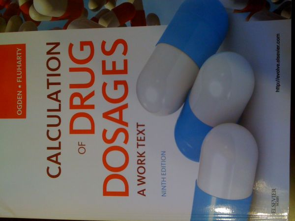 RNSG - Calculation of Drug Dosages - $30 (Killeen)