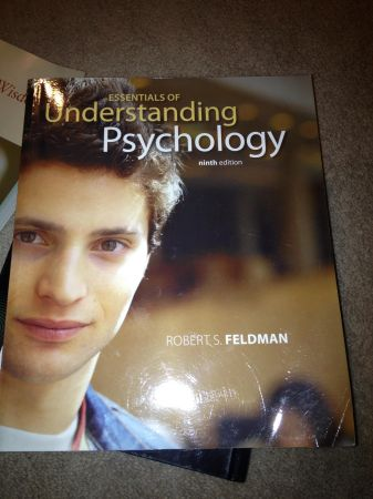 PSYCHOLOGY BOOK  ENGLISH 1302 - $50 (Killeen, Tx)
