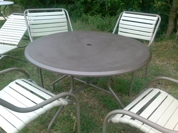 Commercial Pool Furniture (Copperas Cove)