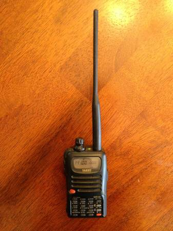 Yaesu FT-50R Ham Radio Transceiver HT Lot  -   x0024 135  Fort Hood  TX
