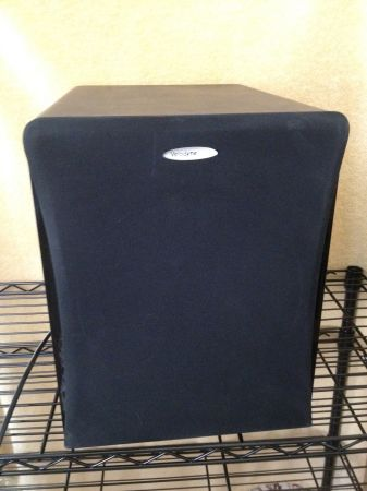 velodyne vrp-10 powered subwoofer - $100 (Harker Heights)