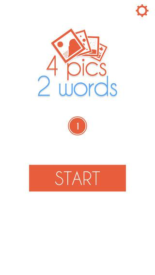 4 Pics 2 Words 124 Best Puzzle Apps for iphone