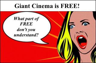 Free TV and Free Movies - Giant Cinema is 100 Free  Forever - No Fees  No Charges of Any Kind