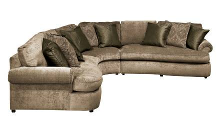 Bernhardt 3-Piece Luxury Sectional Couch - $2000