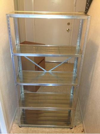 Metal shelf - $15 (Comanche III, Fort hood)