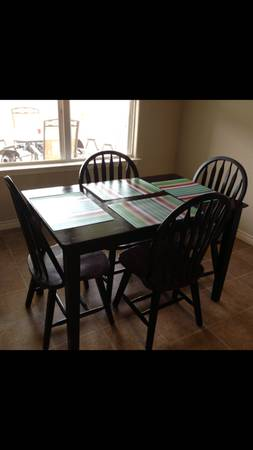Kitchen Table - $200 (Goodnight Ranch)