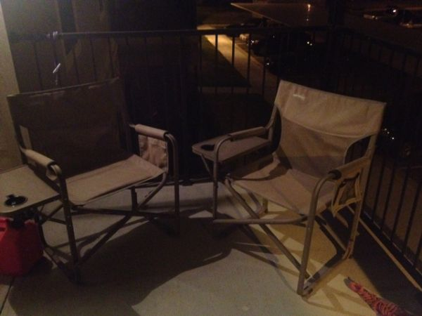 Natural Gear Outdoor Chairs  Grill (Belton)