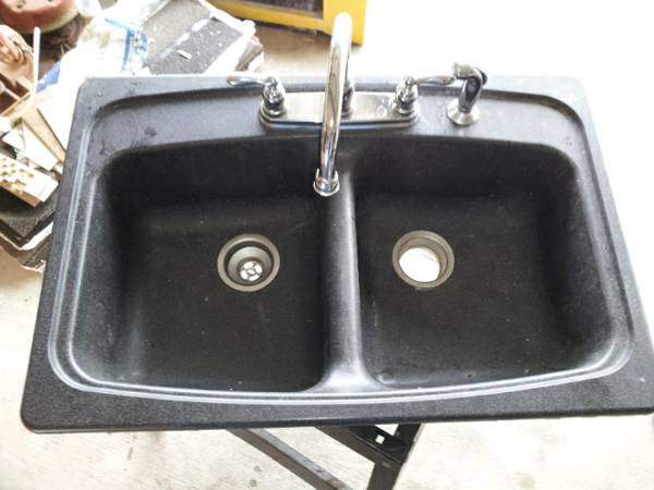 Granite fusion sink -   x0024 75  Killeen