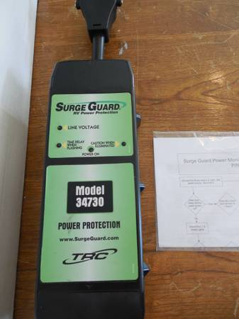 Portable Surge Guard - $180 (Temple)