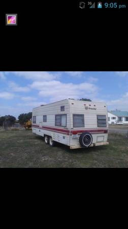 1985 nice and clean travel trailer -   x0024 3900