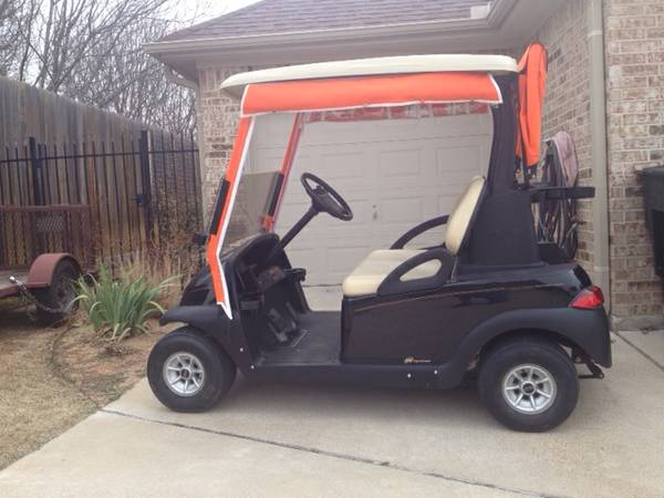 Golf Cart  Club Car Precedent -   x0024 2700  Temple