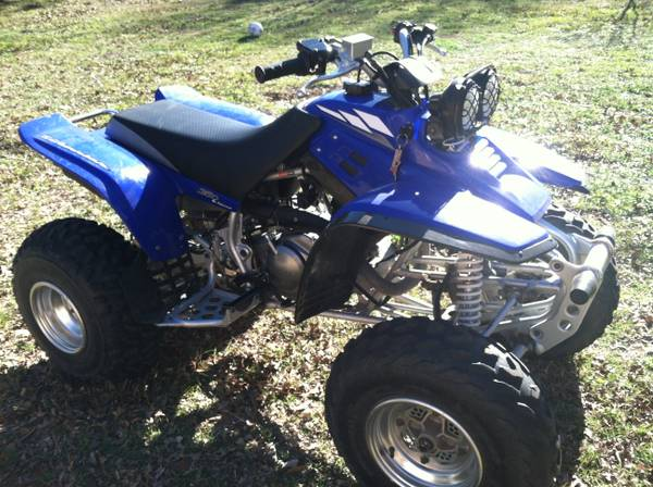 ATV Yamaha Warrior - $2500 (Kempner)