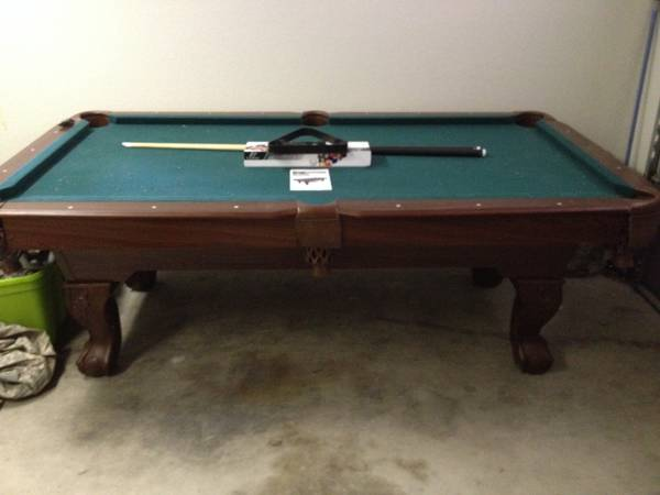 East Point 7.5 Pool Table