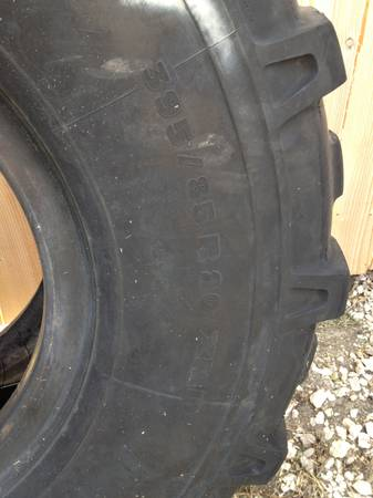 Big tire great for crossfit - $40 (Copperas Cove)