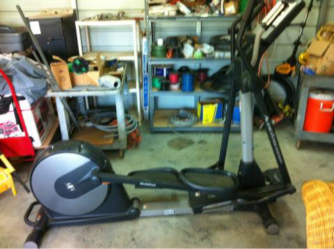 Nordic Track Audio Strider 800 Elliptical - $450 (North of Florence off 195)