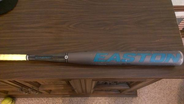 28oz Easton Synergy sy100 USSSA softball bat - $170 (temple)