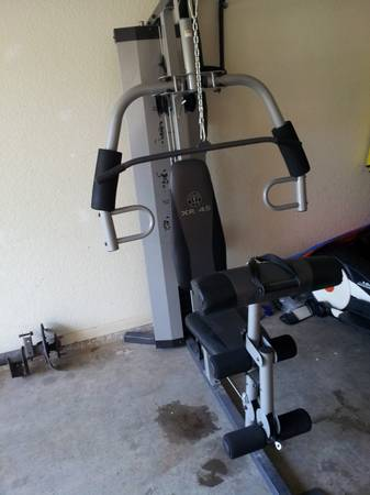 Gold GYM XR45 Weight Set - $150 (Harker Heights)