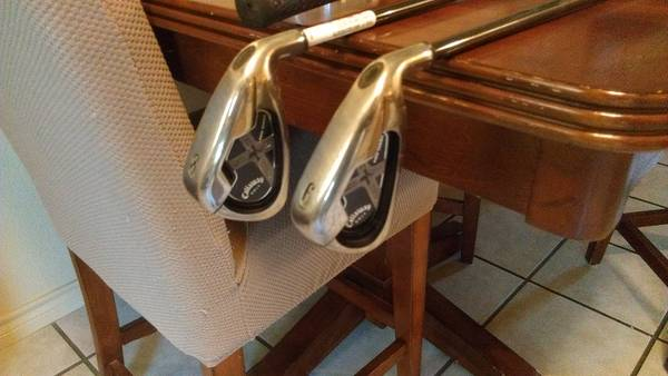 Callaway X18 Single Irons - $40 (Harker Heights Killeen)