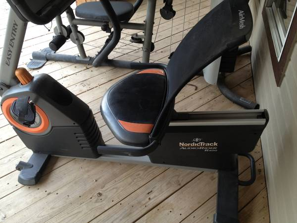 Nordic Track exercise bicycle - $150 (Harker Heights)